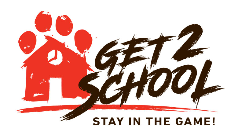 Get 2 School Stay in the Game!